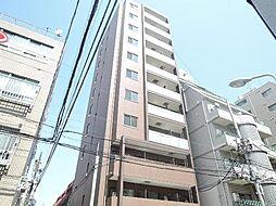 ディアレイシャス上野浅草[201号室]の外観