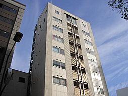 兵庫県神戸市中央区布引町4丁目の賃貸マンションの外観