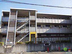 大阪府大阪市住吉区遠里小野6丁目の賃貸マンションの外観