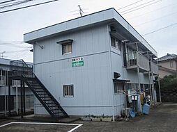 高瀬ハイツA棟[5号室]の外観