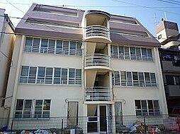 大阪府高槻市明田町の賃貸マンションの外観