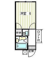 北松本駅 1.9万円