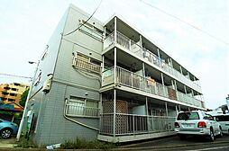 セゾンコート1-9[3階]の外観