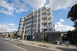 福岡県大野城市山田2丁目の賃貸マンションの外観
