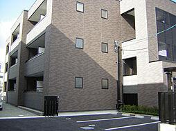 兵庫県西宮市室川町の賃貸アパートの外観
