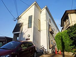 ルーブル子安[2階]の外観