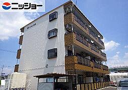 エクセル島崎[2階]の外観