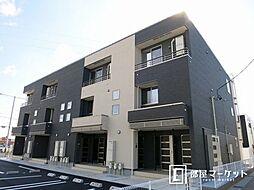 名鉄西尾線 福地駅 3.1kmの賃貸アパート