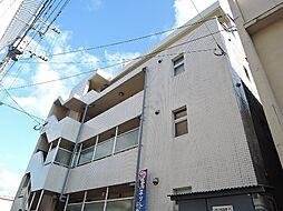 福岡県北九州市八幡西区折尾4丁目の賃貸マンションの外観