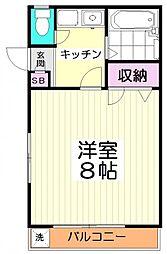 10435[2階]の間取り