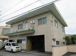 瀧口アパート[201号室]の外観