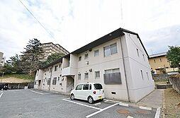 ラフレシール赤坂A棟[202号室]の外観