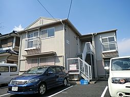 コーポ・ユタカ[2階]の外観