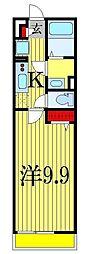 リブリ・リブラ[2階]の間取り