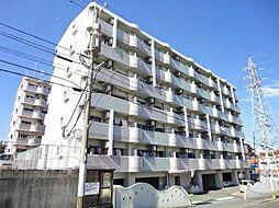 福岡県北九州市八幡西区千代ケ崎2の賃貸マンションの外観