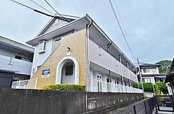 福岡県北九州市八幡西区南鷹見町の賃貸アパートの外観