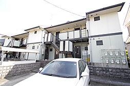 愛知県名古屋市天白区一本松1丁目の賃貸アパートの外観