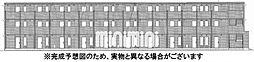メゾン'Q'[1階]の外観