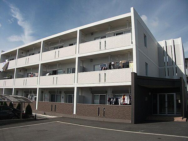 神奈川県横浜市戸塚区影取町の賃貸マンションの外観