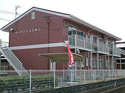 和歌山県橋本市神野々の賃貸マンションの外観