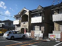 コーポ石幸A[1階]の外観