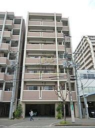 宿院西TKハイツ1号館[7階]の外観
