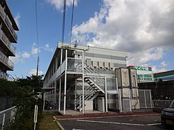 兵庫県三田市駅前町の賃貸アパートの外観