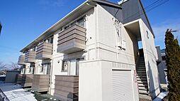 アバンサードC[1階]の外観