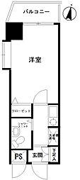 ライオンズマンション大島第2[509号室]の外観