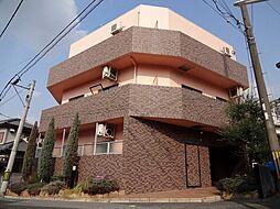 コンチェルト[1階]の外観