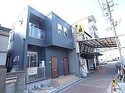 兵庫県明石市大観町1丁目の賃貸アパートの外観