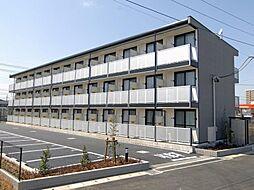 千葉県松戸市秋山3丁目の賃貸マンションの外観
