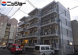 SHOEI MANSION佐古前[1階]の外観
