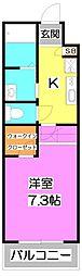 新築) 和光の杜ヒルズ[1階]の間取り