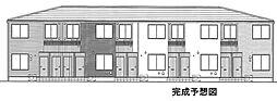 伊予鉄道郡中線 余戸駅 3.2kmの賃貸アパート
