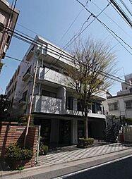 東京都板橋区仲町の賃貸マンションの外観