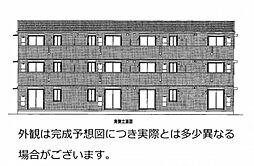 プランタン[3階]の外観