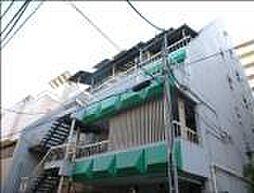 西荻セントラルマンション[105号室]の外観