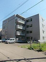 ハイツベールシバ[3階]の外観