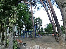 周辺環境:かくれみの公園