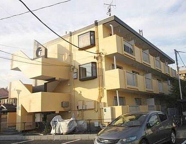 東京都小金井市貫井南町4丁目の賃貸マンションの外観