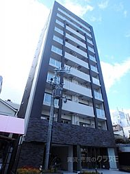 ポルト・ボヌール天王寺ミラージュ[8階]の外観