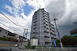 兵庫県姫路市青山6丁目の賃貸マンションの外観