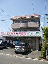福岡県久留米市野中町の賃貸アパートの外観