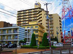 カルム東大阪[202号室号室]の外観