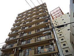 ハニーハイツ渡辺II[4階]の外観