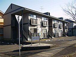 ベルドミールJK[106号室]の外観