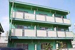 STマンション[301号室]の外観