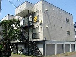 コーポ栄(東区)[1階]の外観