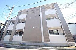 東京メトロ千代田線 北綾瀬駅 徒歩15分の賃貸アパート